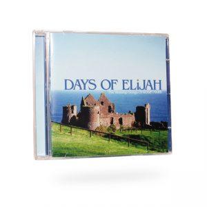 Days of Elijah: The Worship Songs of Robin Mark - CD