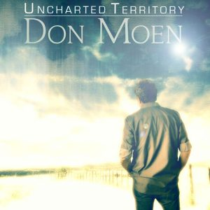 Uncharted Territory - CD Cover