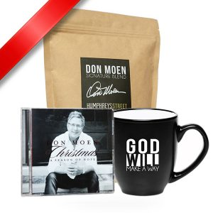 Christmas: A Season of Hope CD + Coffee + Mug