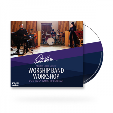 Worship Band Workshop DVD