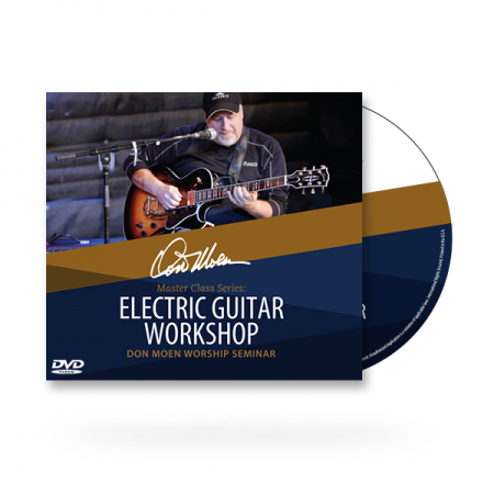 Electric Guitar Workshop DVD
