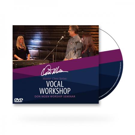Vocal Workshop DVD