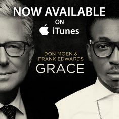 Grace Album Promotional Graphic